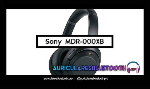 comprar auriculares sony mdr 1000xb