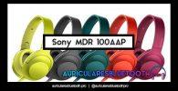 comprar auriculares sony mdr 100aap