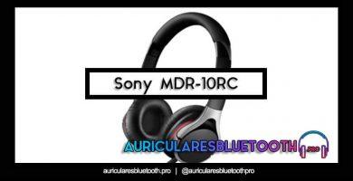 comprar auriculares sony mdr 10rc