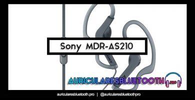 comprar auriculares sony mdr as210