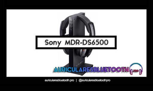 comprar auriculares sony mdr ds6500