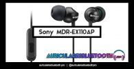 comprar auriculares sony mdr ex110ap