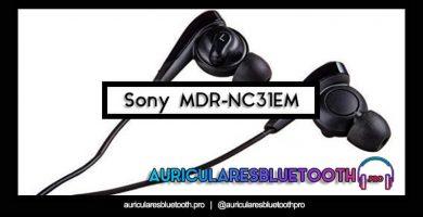 comprar auriculares sony mdr nc31em