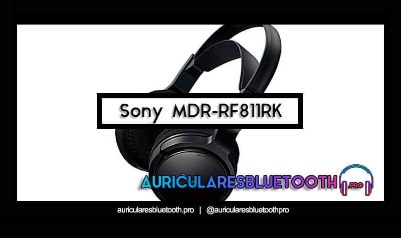 comprar auriculares sony mdr rf811rk
