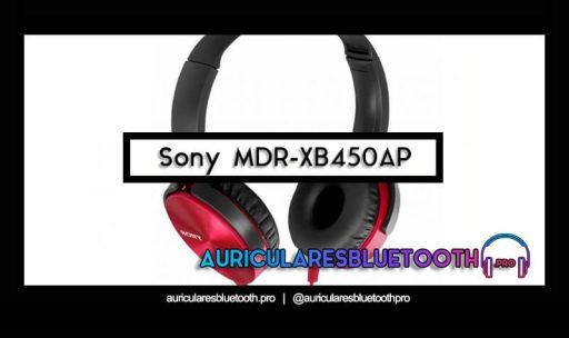 comprar auriculares sony mdr xb450ap