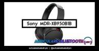 comprar auriculares sony mdr xb950b1b