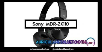 comprar auriculares sony mdr zx110