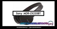 comprar auriculares sony mdr zx220bt