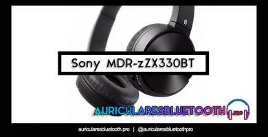 comprar auriculares sony mdr zx330bt