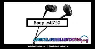 comprar auriculares sony mh750