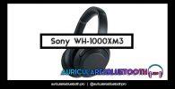 comprar auriculares sony wh-1000xm3