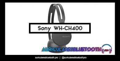 comprar auriculares sony wh ch400
