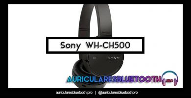 comprar auriculares sony wh ch500