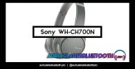 comprar auriculares sony wh ch700n