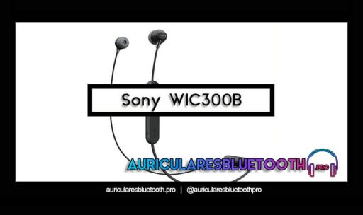 comprar auriculares sony wic300b