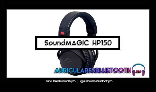 comprar auriculares soundmagic hp 150