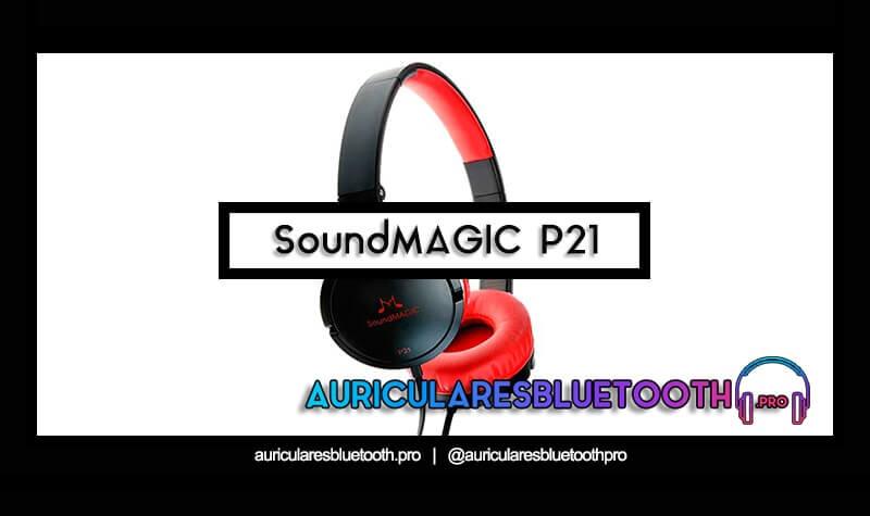 comprar auriculares soundmagic p21
