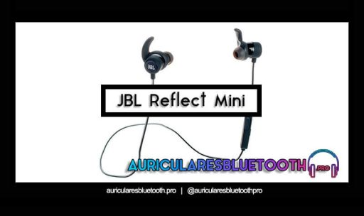 compra auriculares jbl reflect mini