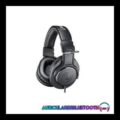 audio technica ath-m20x caracteristicas principales