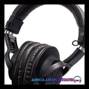 audio technica ath-m20x opinion y conclusion del auricular