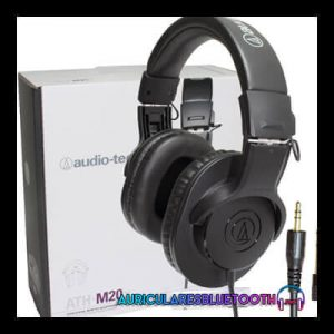 audio technica ath-m20x review y analisis de los auriculares