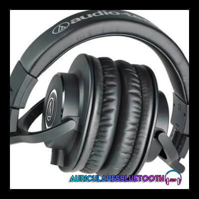 audio technica ath-m40x review y analisis de los auriculares