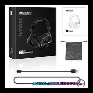 bluedio t5 review y analisis de los auriculares