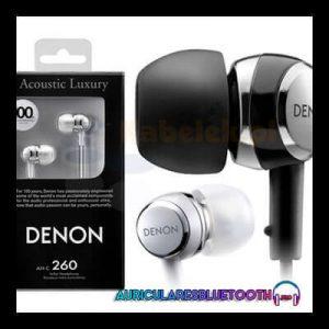 denon ah-c260 opinion y conclusion del auricular