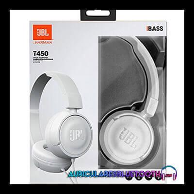 jbl t450bt review y analisis de los auriculares