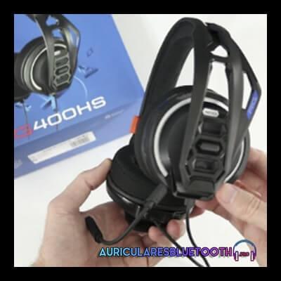 plantronics rig 400hs review y analisis de los auriculares