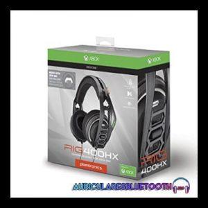 plantronics rig 400hx review y analisis de los auriculares