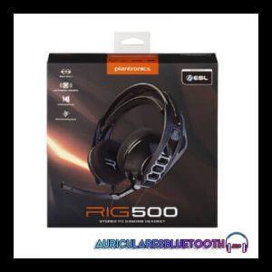 plantronics rig 500 opinion y conclusion del auricular