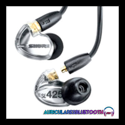shure se425 review y analisis de los auriculares