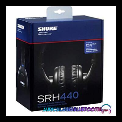 shure srh440 comprar baratos y al mejor precio online