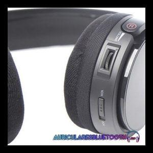sony mdr-rf811rk review y analisis de los auriculares