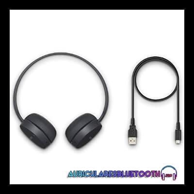 sony wh-ch400 review y analisis de los auriculares