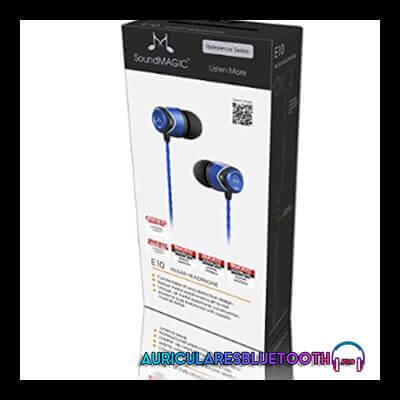soundmagic e10 opinion y conclusion del auricular