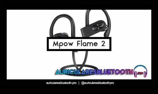 opinión y análisis auriculares mpow flame 2