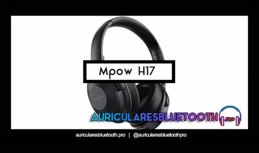 opinión y análisis auriculares mpow h17