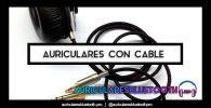 mejores auriculares con cable